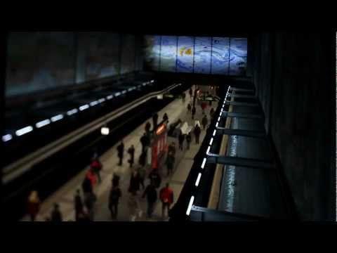 ▶ Unknown DJ - Vienna. FHmediengeschichte @ FH St. Pölten 2012 - YouTube