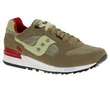 Saucony Shadow 5000 shoes olive