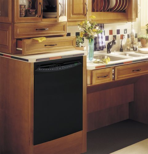 Pin By Cabinets Com On Diy Projects For The Home Dishwasher Cabinet My Home Design Kitchen Redo