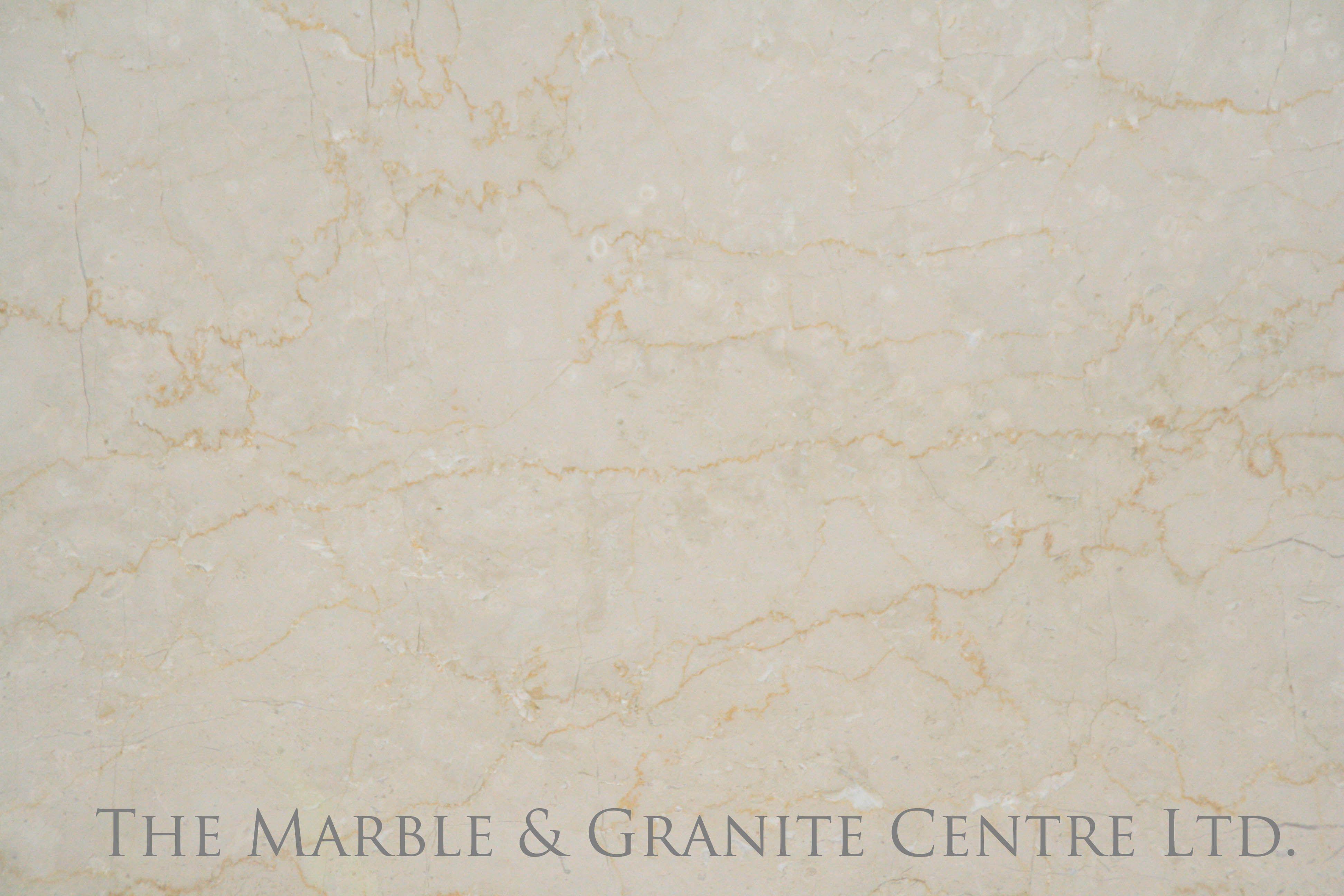 Beautiful Creamy Beige Italian Marble With Gentle Veining Botticino Classico Extra