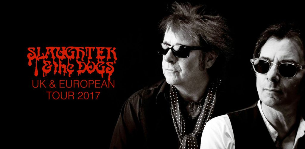 Slaughter And The Dogs comienza su gira española http://buff.ly/2ndg0lu #SlaughterAndTheDogs