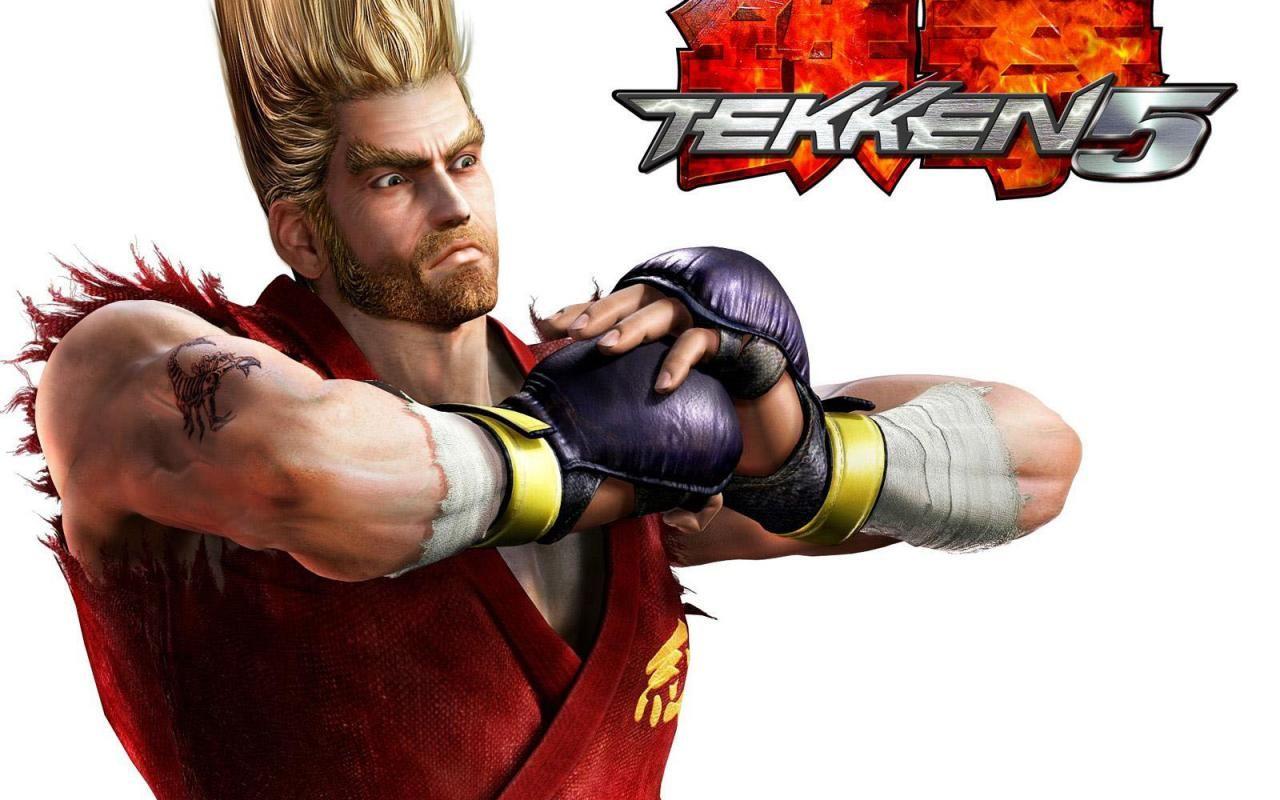 Find out: Paul Phoenix Tekken 6 wallpaper on http ...