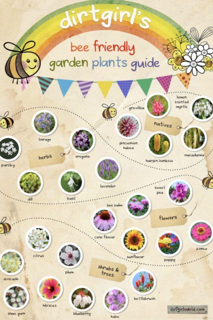 Free bee poster bee friendly garden bee friendly