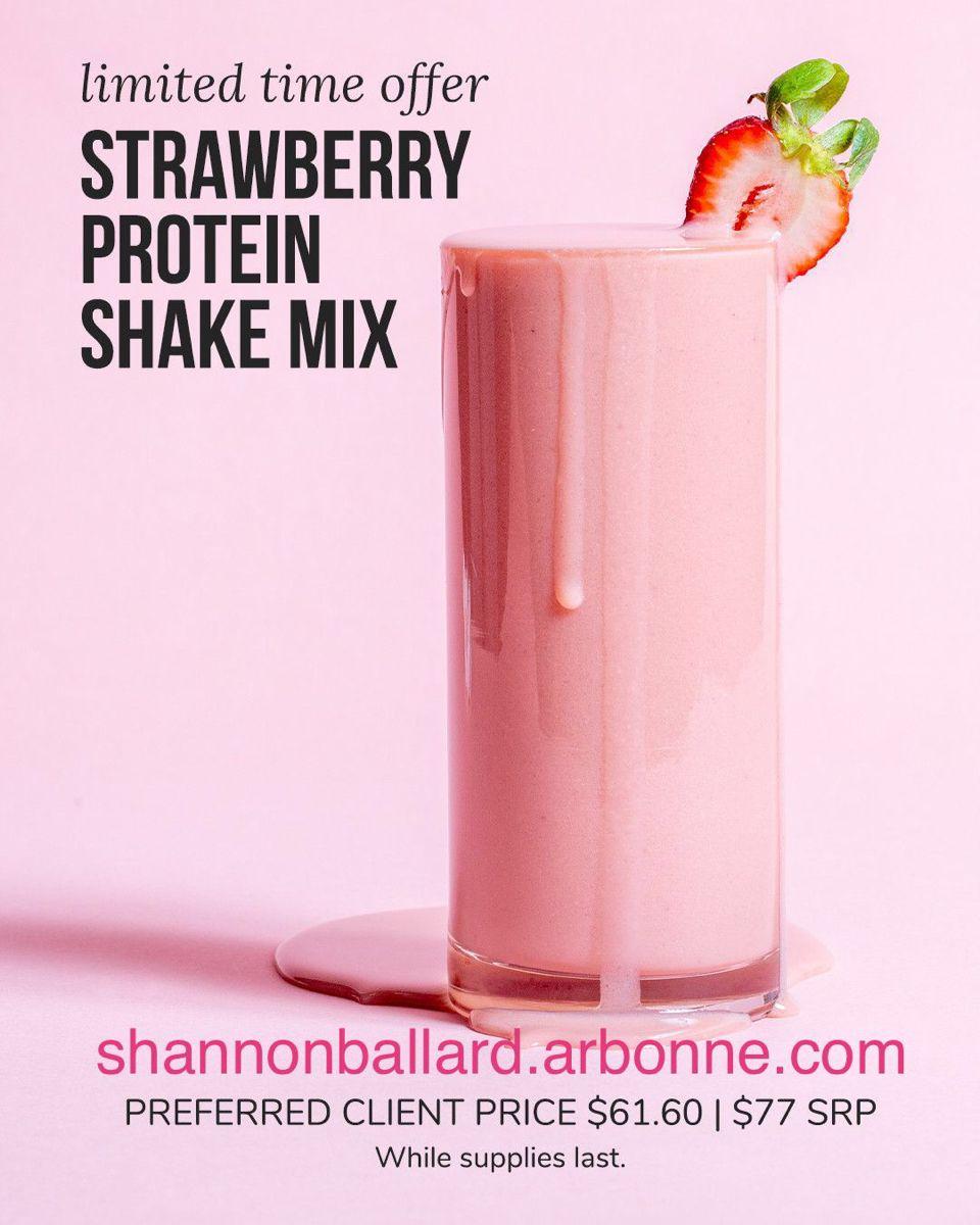 Strawberry Protein Shake Strawberry Protein Strawberry Protein Shakes Protein Shakes