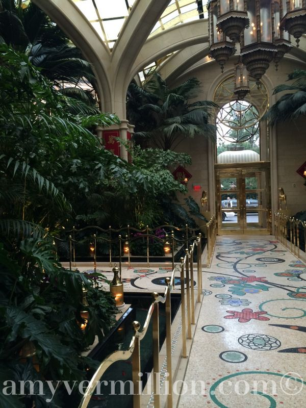 Amy Vermillion Interiors The Wynn Las Vegas