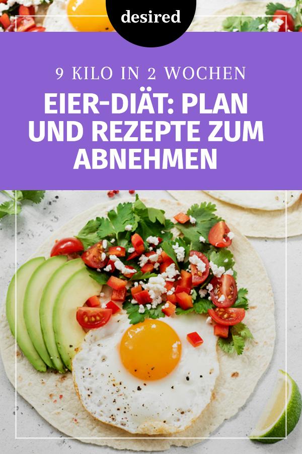Eier Diat So Nimmst Du 9 Kilo In 2 Wochen Ab Gesunde Ernahrung