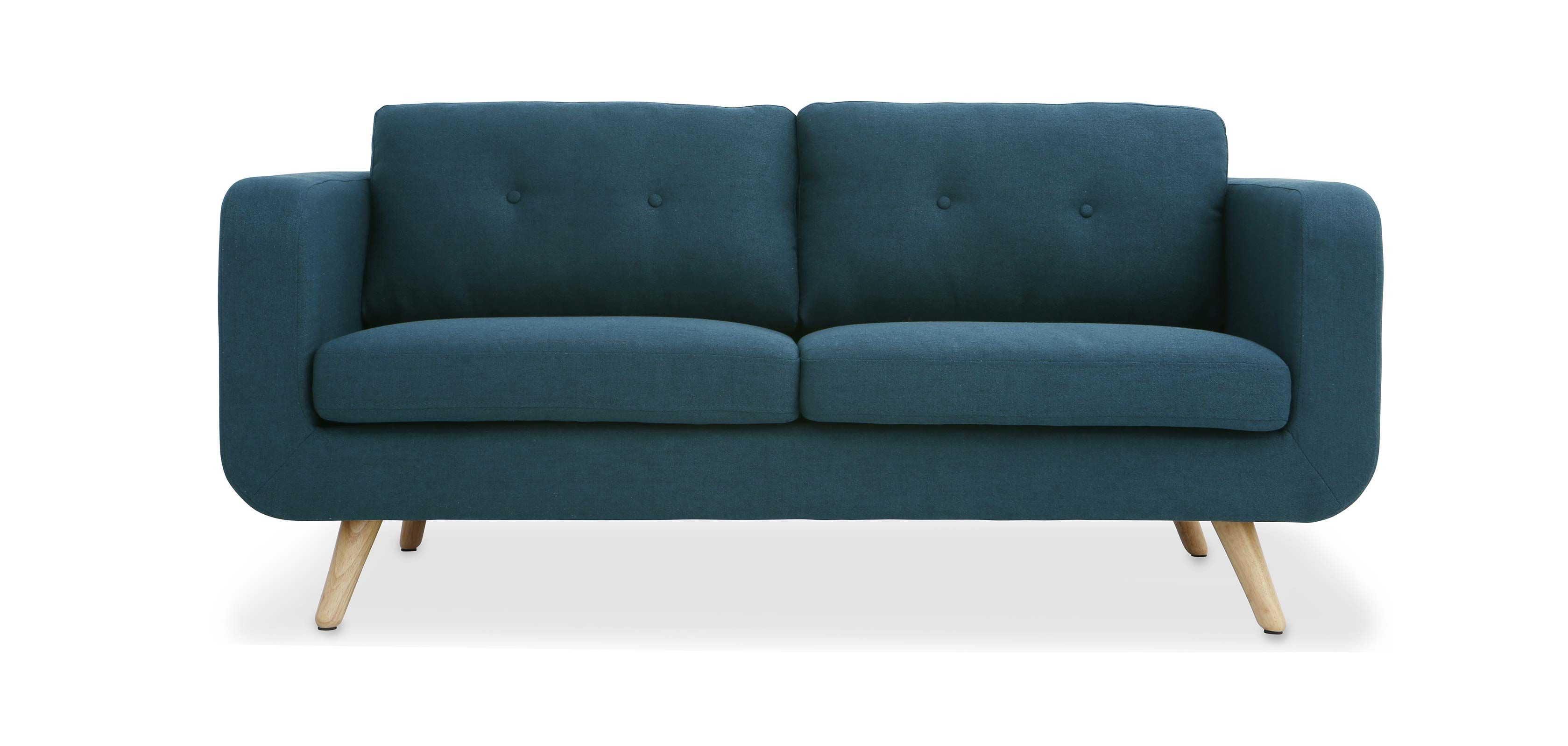 Canape 2 3 Places Style Scandinave Bori Seater Sofa Love Seat Apartment Renovation