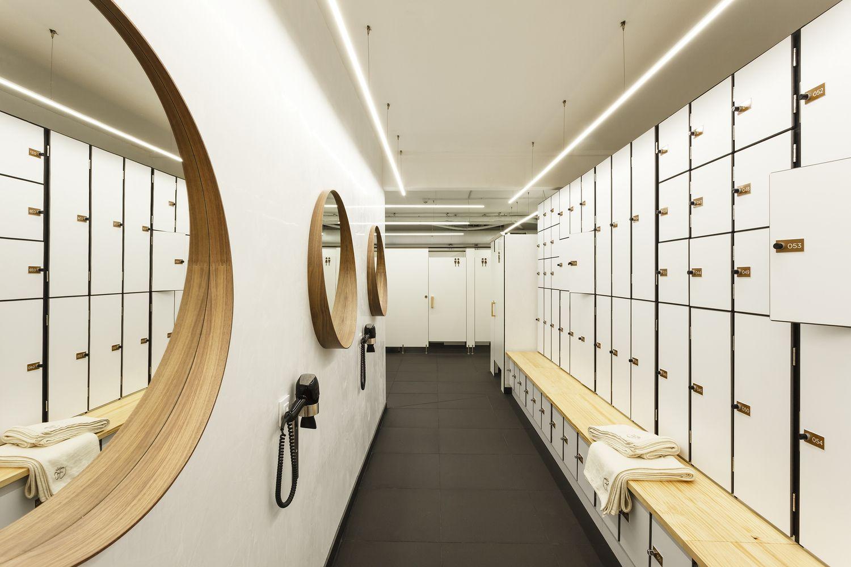 Galeria De Cuales Son Las Claves De Diseno Arquitectonico De Un Espacio De Yoga Y Meditacion 20 Home Gym Design Architectural Elements Architecture Design