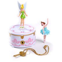 Walmart: Disney Fairies Wendy's Musical Jewelry Box