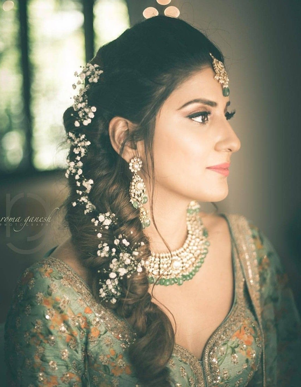 ngt6020   cabelo in 2019   indian bridal hairstyles, indian