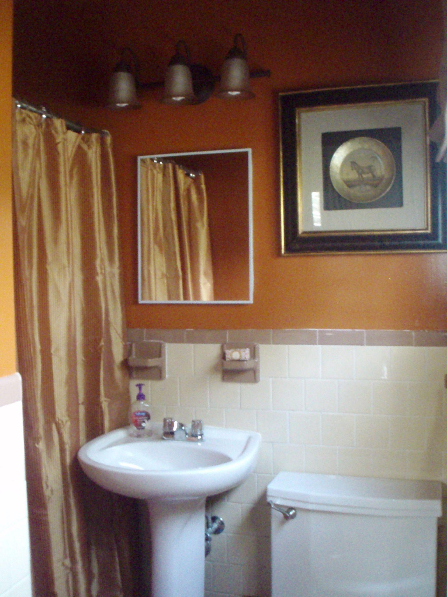 The Burnt Orange Color Valspar La Fonda Copper Interior Paint Color Ideas Pinterest Copper