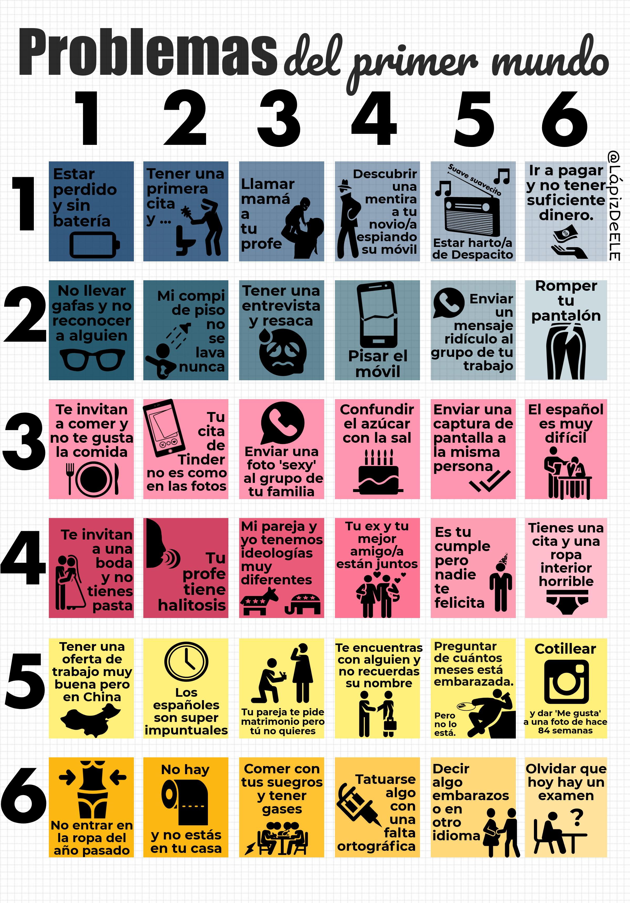Tableros Lapiz De Ele Recursos De Ensenanza De Espanol Actividades Para Clase De Espanol Hablar Espanol