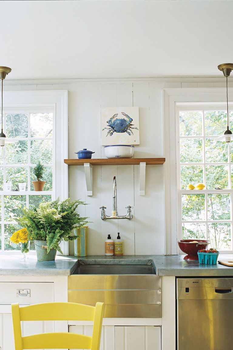95 Designer Kitchens That Ll Inspire You To Renovate Yours In 2020 Kitchen Remodel Countertops Inexpensive Kitchen Remodel Cheap Kitchen Remodel