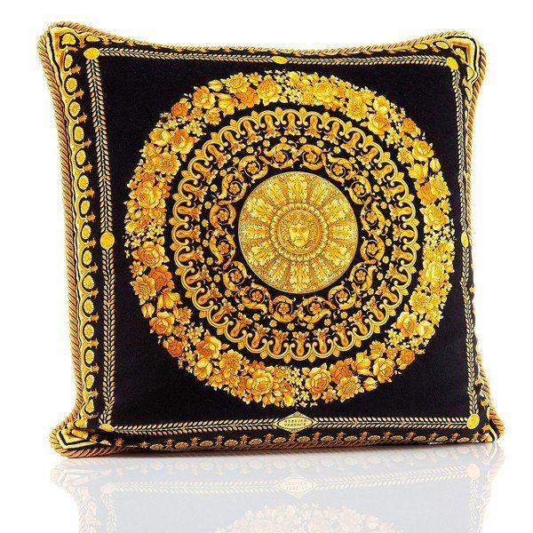 Versace Cuscini.Fancy Versace Baroque Print Cushion Barocco Versace E Cuscini