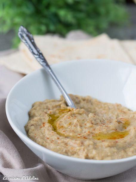 Caviar d'aubergine (Baba Ganoush) | La Cuisine d'Adeline #babaganoushrezept