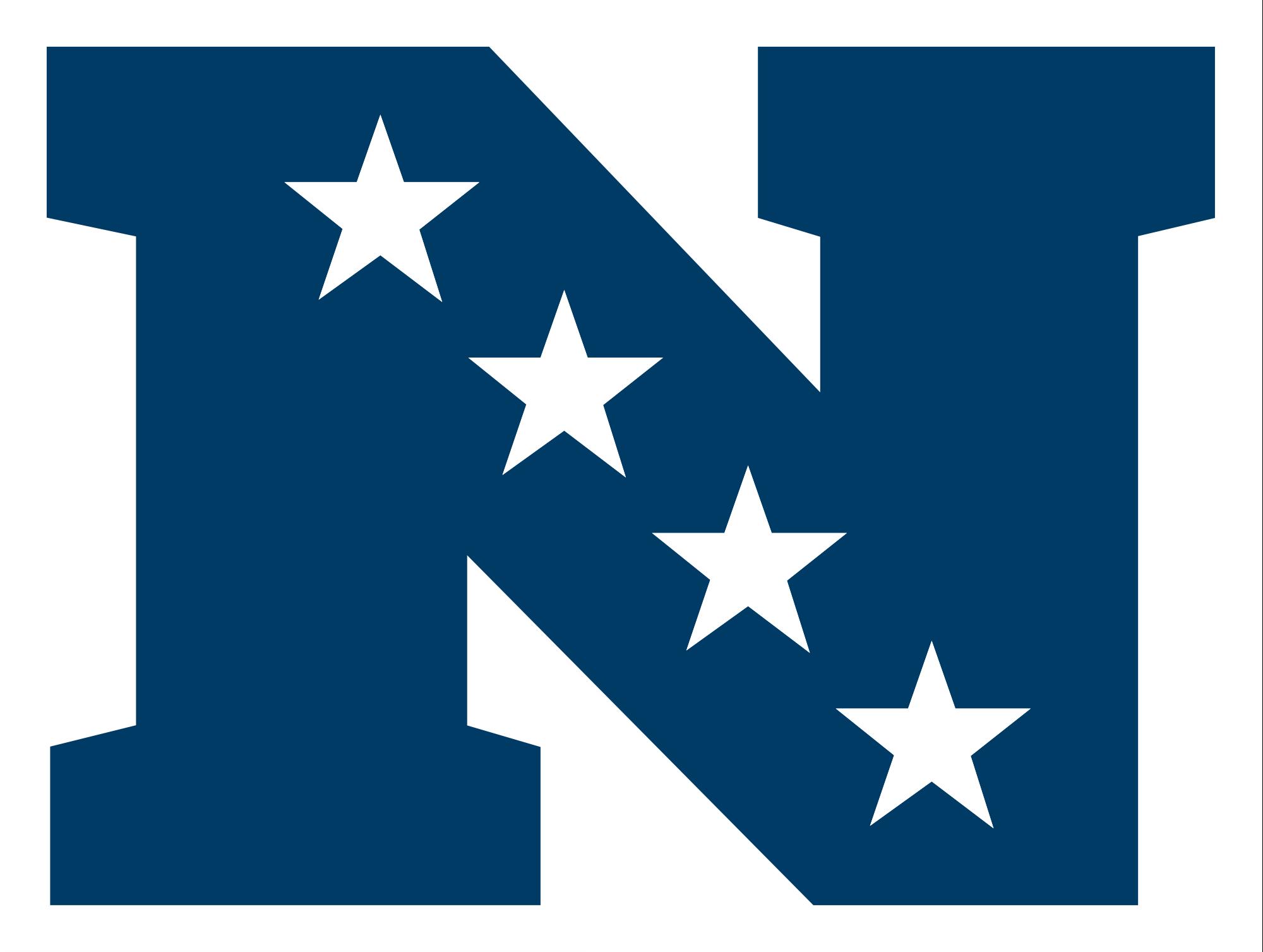 Nfc Logo Nfl Conference Logo Nfl Logo Nfl Teams Logos
