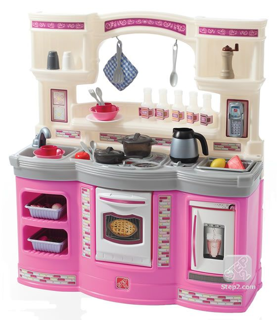 I Just Ordered This For My Girls They Are Gonna Love It Kids Play Kitchen Play Kitchen Kids Playing
