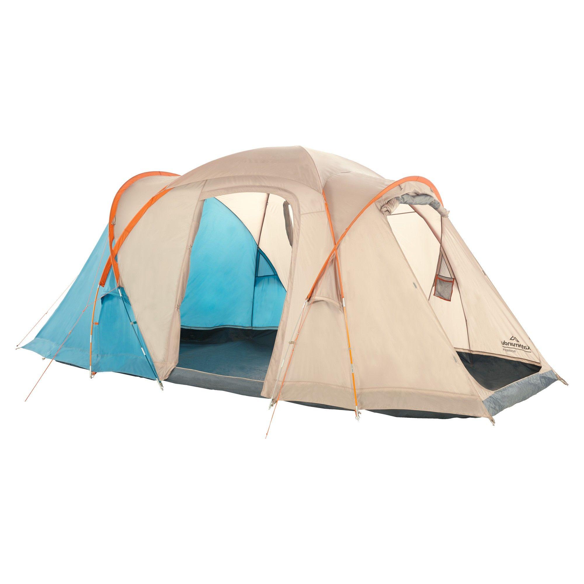 Buy Roamer 4 Person Tent - Honey/Blue Lagoon online at Kathmandu  sc 1 st  Pinterest & Buy Roamer 4 Person Tent - Honey/Blue Lagoon online at Kathmandu ...