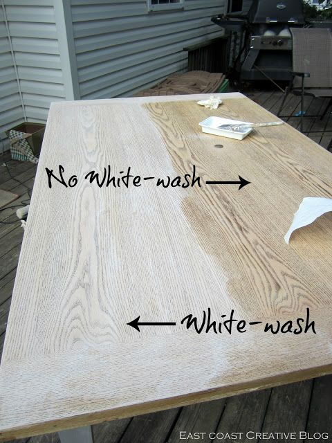 Refinished Dining Room Table Furniture Makeover Pine Furniture Makeover White Washed Furniture Furniture Makeover