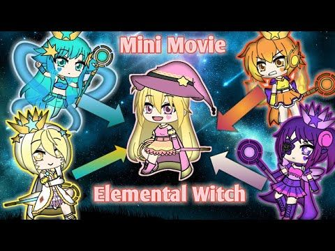 Elemental Witch (Gacha Life) Mini Movie - YouTube in 2019 ...Witch Of Life Outfit
