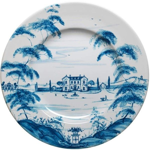 Juliska Country Estate Delft Blue Dinner Plate (900 ARS) ? liked on Polyvore featuring  sc 1 st  Pinterest & Juliska Country Estate Delft Blue Dinner Plate (900 ARS) ? liked on ...