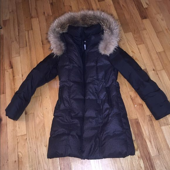 SOIA & KYO down jacket This is mackage sister company brand new ...