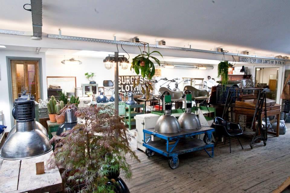 Vintage design meubels harvest co amsterdam furniture p
