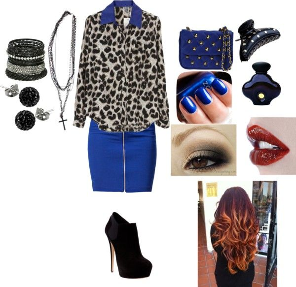 """Untitled #53"" by laylahood on Polyvore"