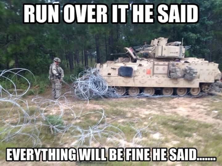 The 13 Funniest Military Memes Of The Week Funny Quotes Military