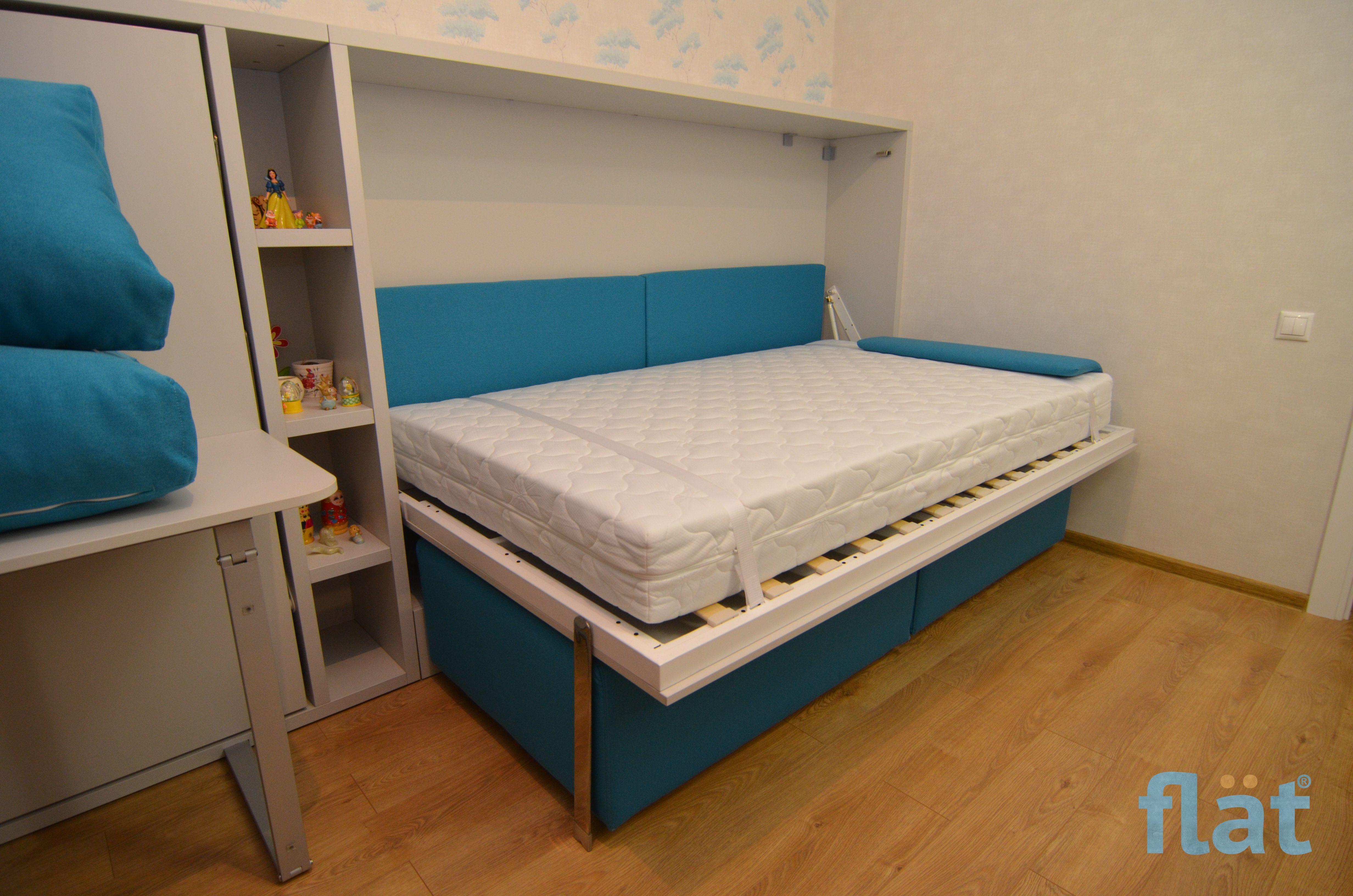 Flat Studio Smart Furniture Mebel Transformer Pat Rabatabil