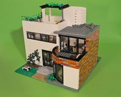 Amazing Brick Town Talk: Houses   LEGO Town, Architecture, Building Tips,  Inspiration Ideas