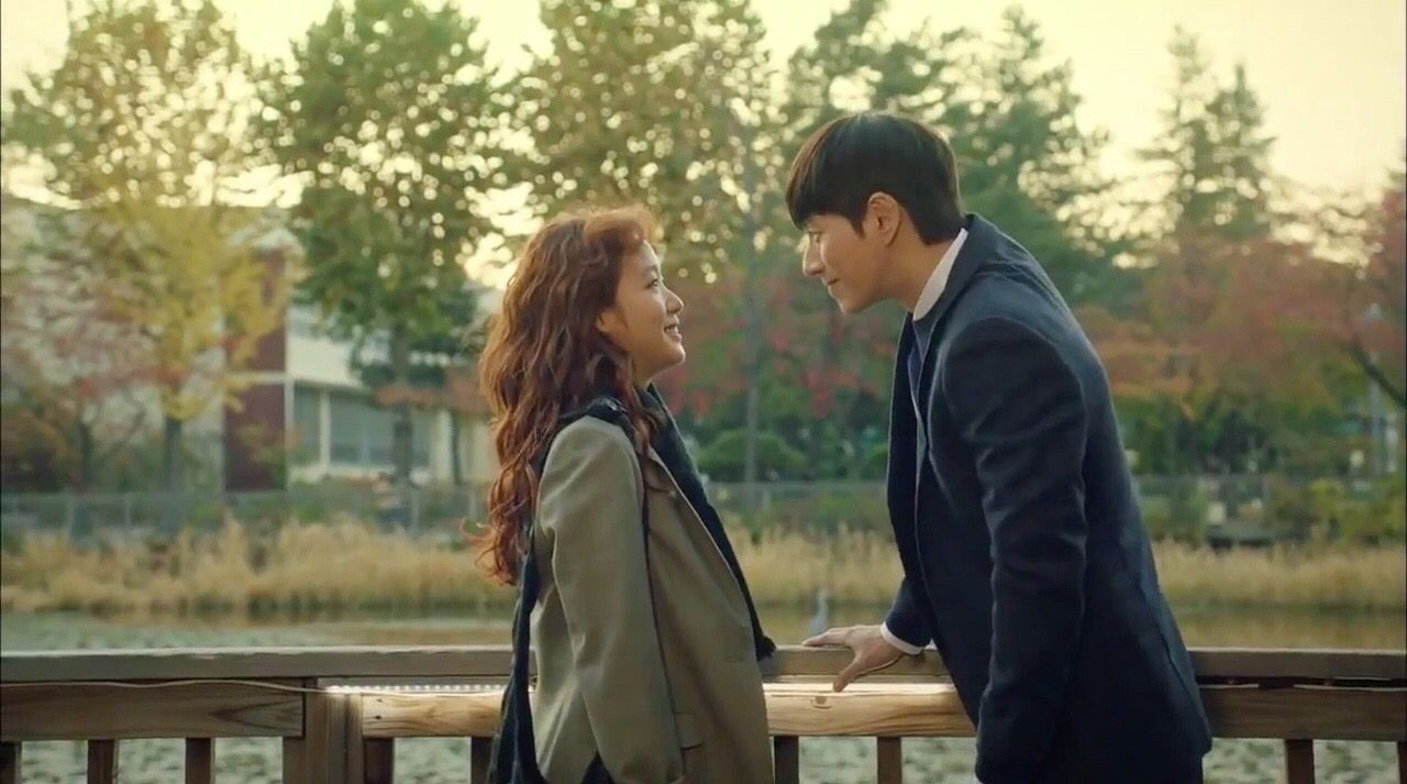 Why you guys r so sweet, make me diabetese cause of cheese :'  Cheese In The Trap ep.9 #치즈이드테랩 #박해진 #ParkHaeJin