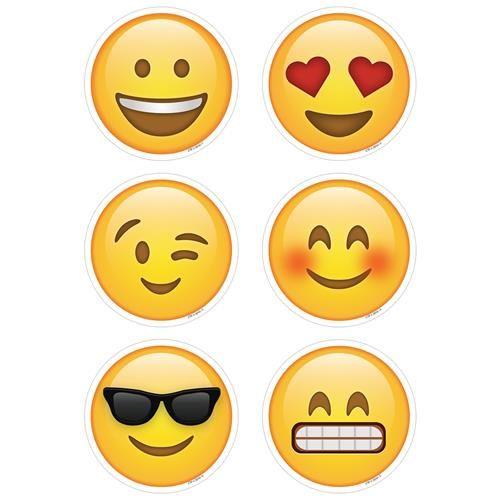 Emoji Del Calendario.Emoji 3 Designer Cut Outs Collages Emojis Emoji Y