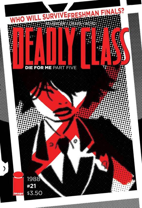 Syfy's Deadly Class Cast Announced Benedict Wong, Lana