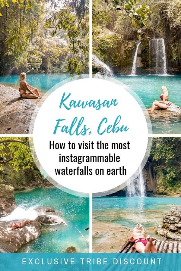 Photo of Instaworthy Kawasan Falls – how to make the most of your visit