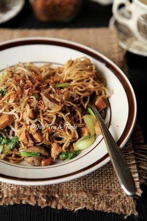 Resep Mie Goreng Tek Tek Jtt Makan Malam Resep Masakan Indonesia Masakan Indonesia