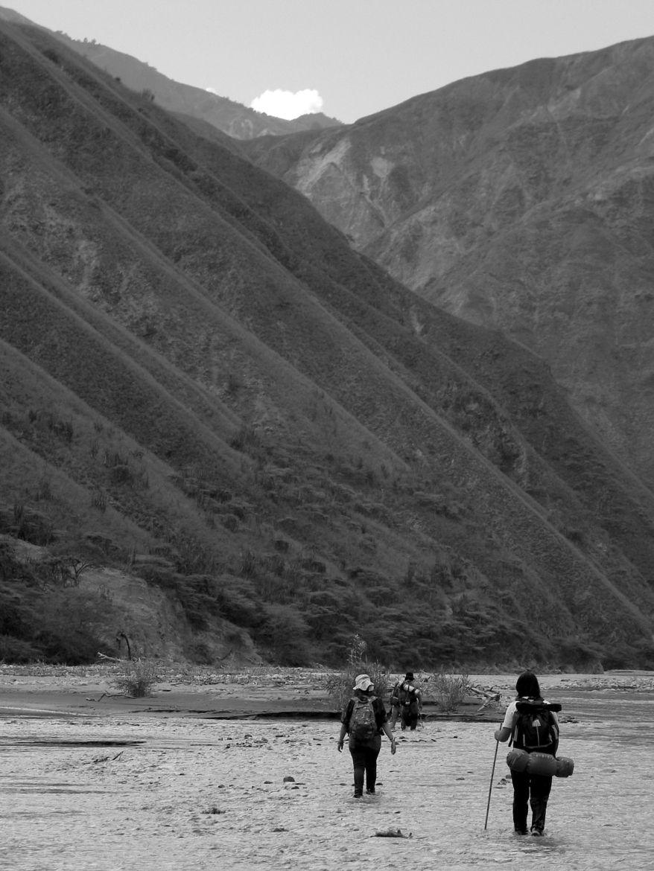Fotografía Senderismo por el Chicamocha por Wilfrido Bolivar en 500px