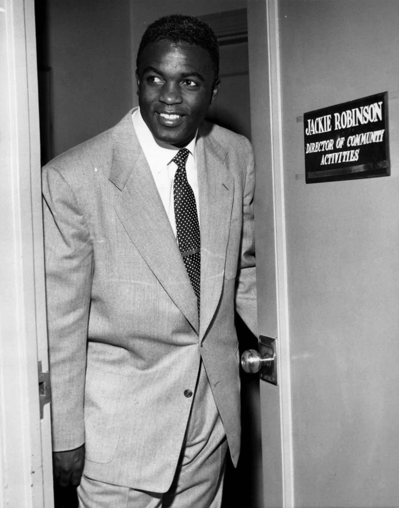 During His Playing Days Jackie Robinson S Impact Was Also