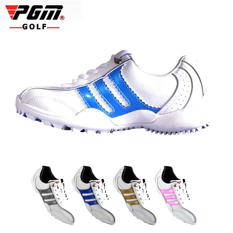 c239ae9c892f PGM Brand Breathable Sport For Kids Children Boys Girls Golf Shoes Unisex  Waterproof Durable Sneakers 5