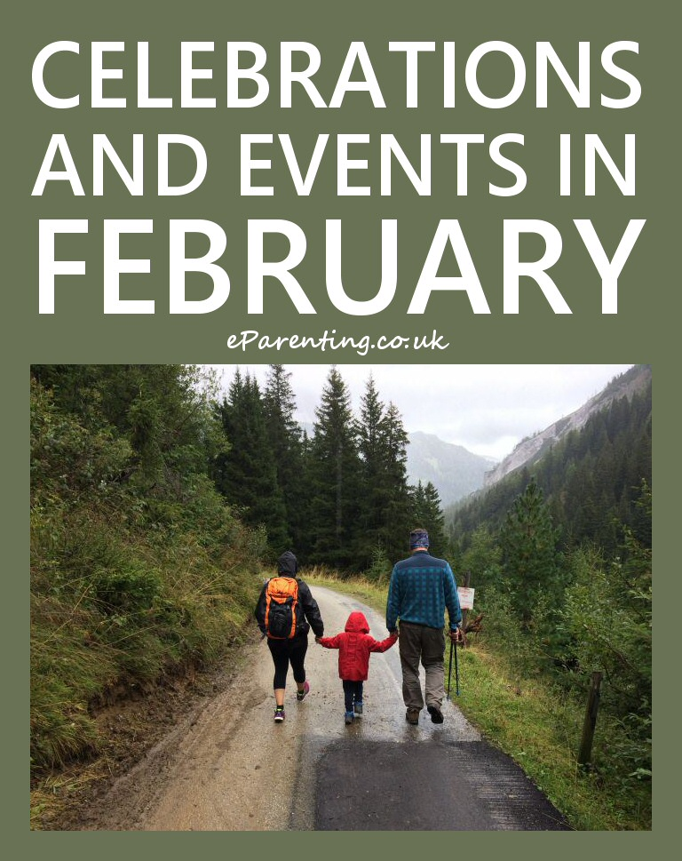 Celebrations and Events in February 2020 Event