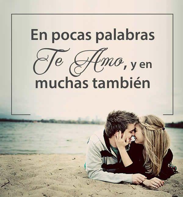 Frases De Amor Cortas Para Whatsapp Bonitas Imágenes De