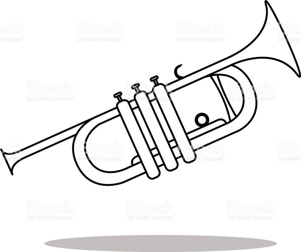 Image Result For Trumpet Disegni A Matita Disegni