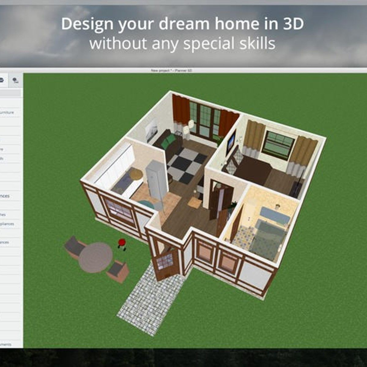 Popular Alternatives To Planner 5d For Windows Web Mac Ipad Iphone And More Explore 25 A Design Your Dream House Bedroom Planner Interior Design Software