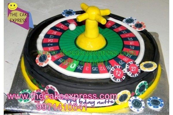 Pleasant Roulette Casino Cake Casino Cakes Vegas Cake Cake Funny Birthday Cards Online Inifofree Goldxyz