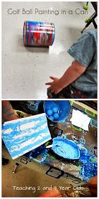 Art Ideas for Busy Kids #creativeartsfor2-3yearolds