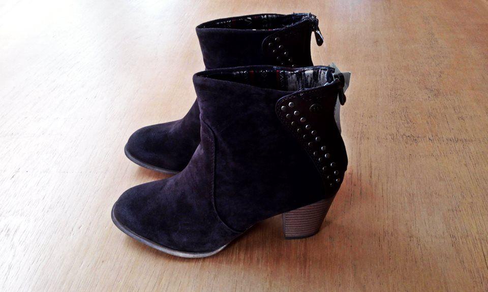 zapatos de moda: Botas mustang para dama
