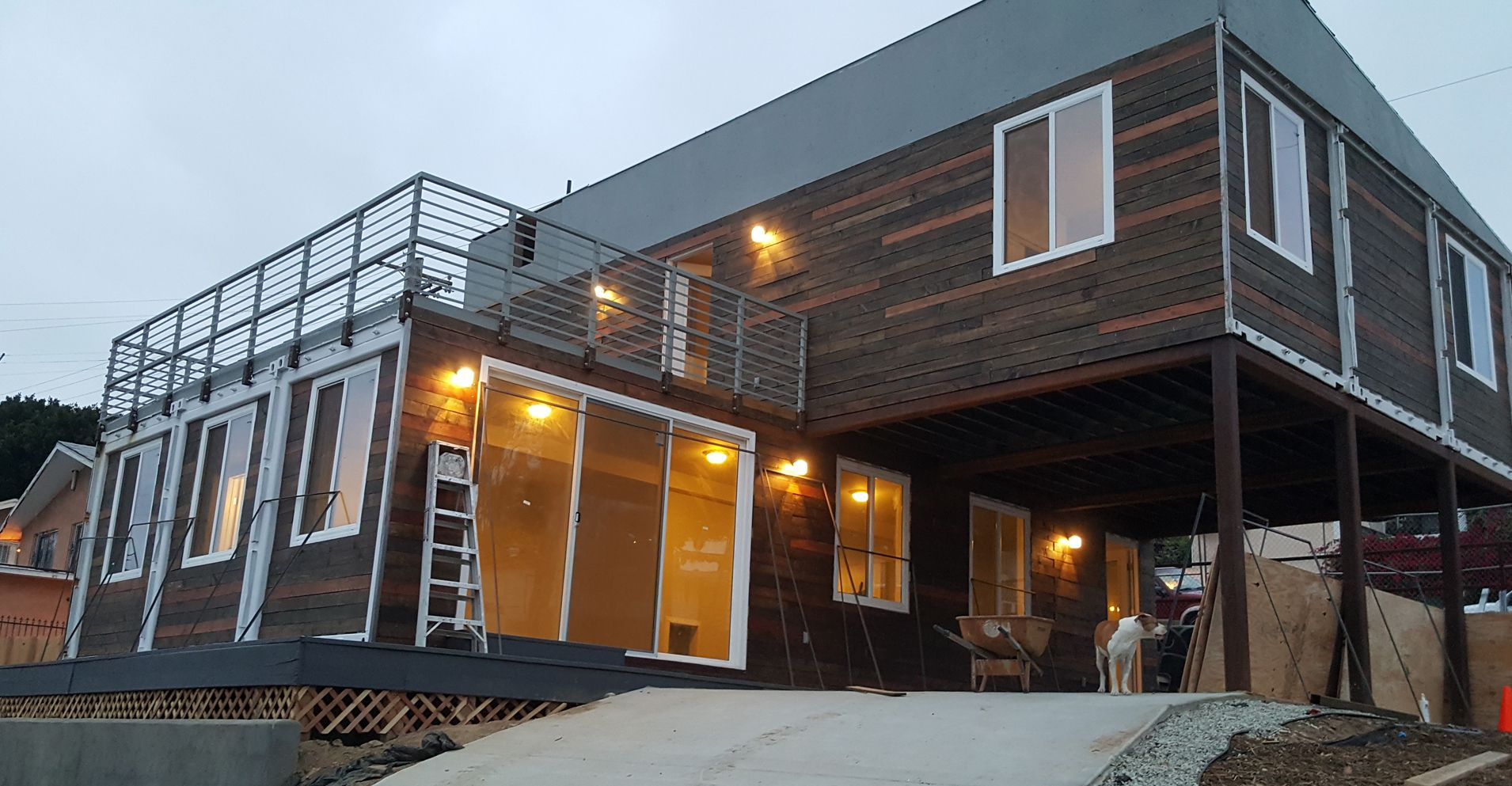 House By San Diego Shipping Container Home Builders Building A