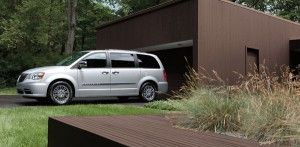 In Celebration Of 30 Years Of Minivans, Chrysler Is Unveiling A 30th  Anniversary Edition Town
