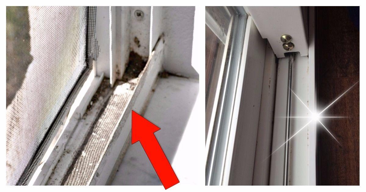 Beliebt Ein wirksamer Trick, um die Abdichtungen im Fensterrahmen ganz IM53