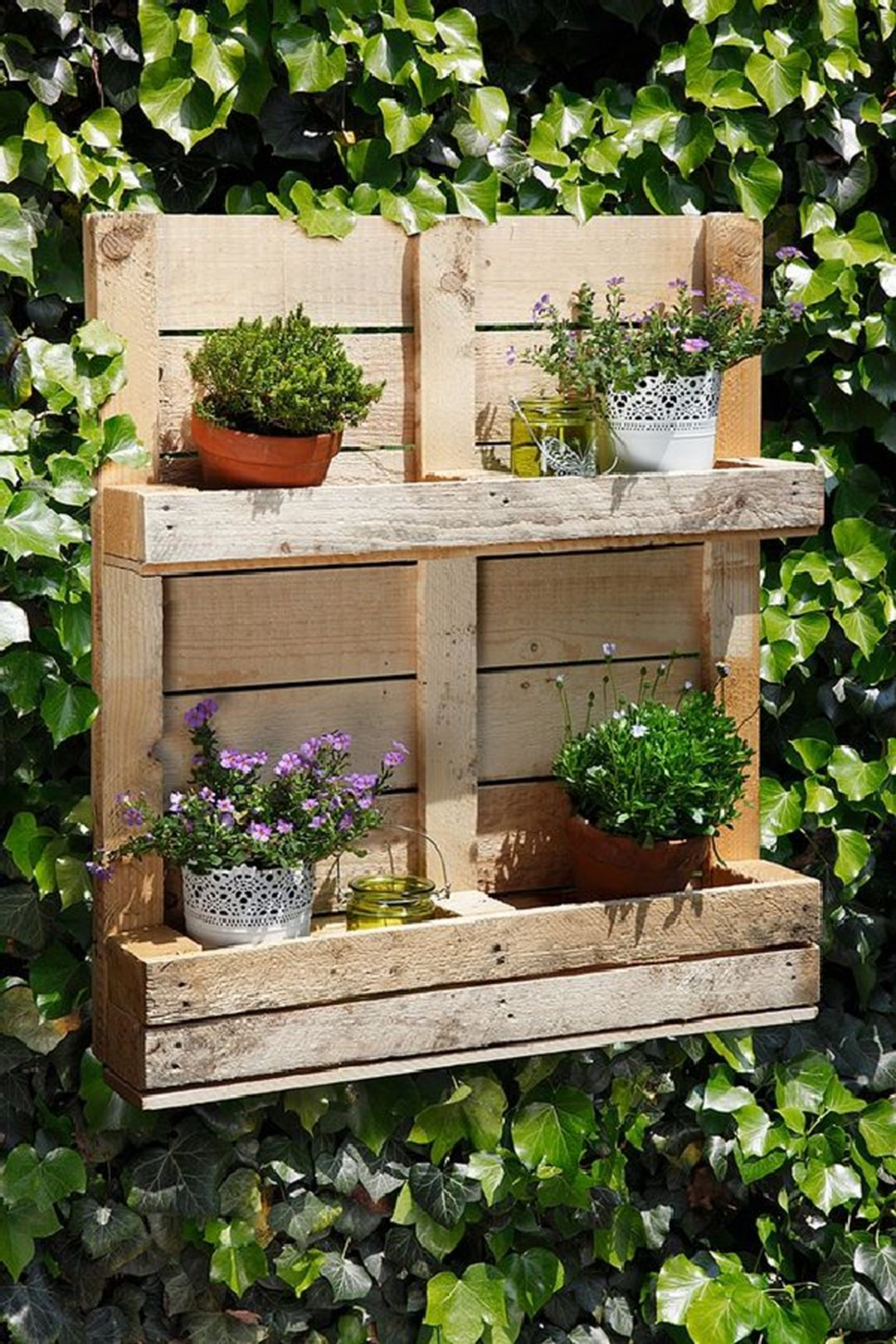 Beautiful Diy Wood Flower Planter Ideas